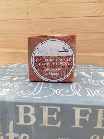Moroccan Oasis Soap