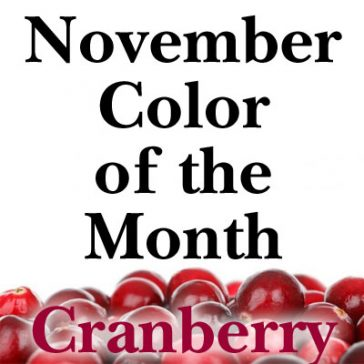 Color of the Month – November