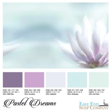 Palette Pastel Dreams