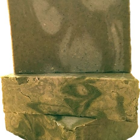 Moringa and Cambrian Blue Soap
